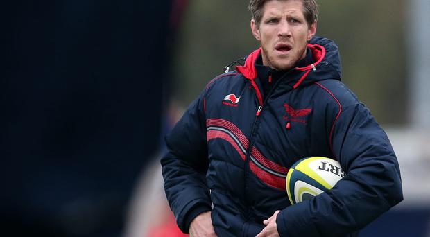 Brian O'Driscoll says Joe Schmidt's decision to bring Simon Easterby into the Ireland coaching set-up is 'a very smart move'. Photo: Jan Kruger/Getty Images