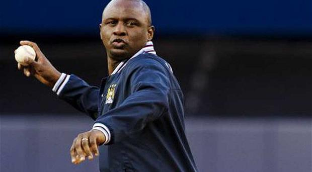 Patrick Vieira sanctioned the decision of Manchester City Under-21s to walk off