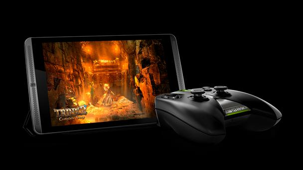 NVIDIA Shield Tablet and Shield Controller