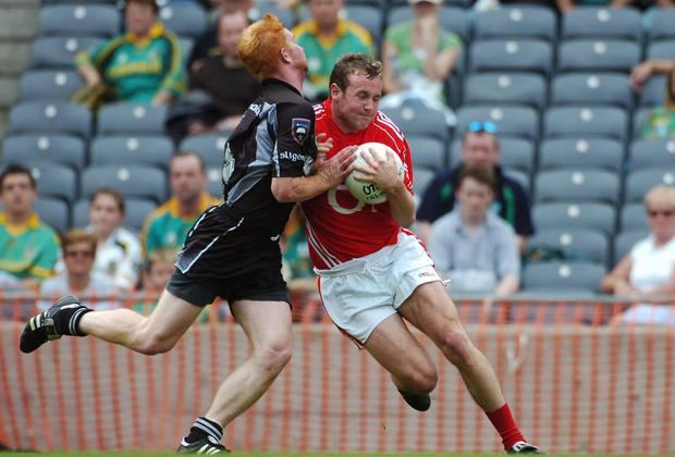 James Masters expects Cork to face a similarly tough test to the one he was involved back in 2007. Photo: Ray McManus / SPORTSFILE