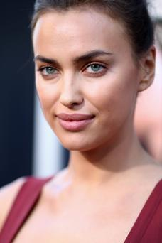 Actress Irina Shayk attends the premiere of Paramount Pictures' HERCULES at TCL Chinese Theatre in Hollywood, California. (Photo by Christopher Polk/Getty Images for Paramount Pictures')
