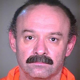 Joseph Wood is pictured in this undated handout booking photo courtesy of the Arizona Department of Corrections.