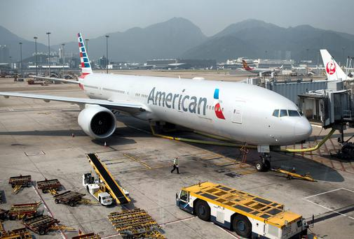 American Airlines will pay its first dividend since 1980. Photo credit: Brent Lewin/Bloomberg