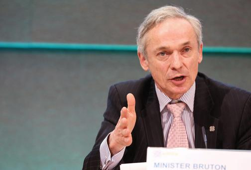 Minister for Jobs, Richard Bruton. Photo credit: Justin Mac Innes/Mac Innes Photography/The Department of the Taoiseach via Getty Images