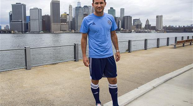 Frank Lampard has apologised for his behaviour on the night of 9/11 and vowed to visit the memorial in the city