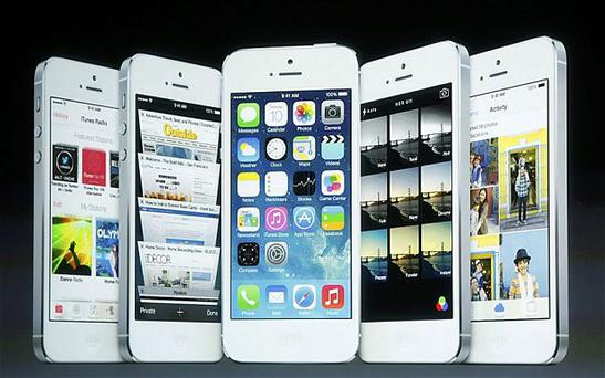 Apple is widely expected to release a new version of its ubiquitous iPhone later this year Photo: Reuters