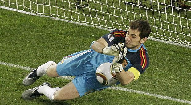 Iker Casillas has been linked with a move to Arsenal