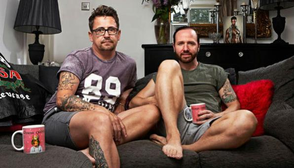 Channel 4 series Gogglebox