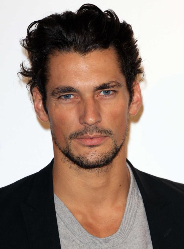 David Gandy: The world's most famous male supermodel and longtime beard purveyor