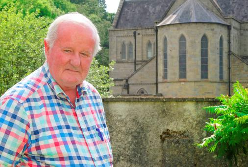 Roscrea Parish Priest Fr Tom Corbett. Photograph: Fergal Shanahan