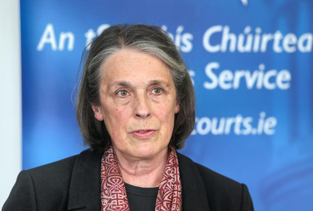 Chief Justice Susan Denham had warned of the pressures on courts