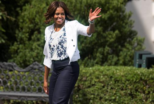 Michelle Obama asked political donors for 'the biggest, fattest cheque that you can possibly write'