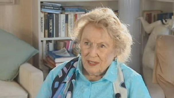 Bel Kaufman has died (Photo: TWC News)