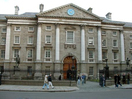 Students from all over the world are set to start an online history course with Trinity College Dublin