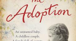 The Adoption, by Anne Berry