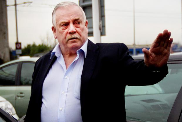 TOM McFEELY: The disgraced developer behind Priory Hall. Photo: David Conachy