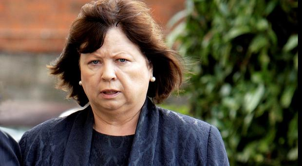 Mary Harney: Former minister responsible for the 'Fair Deal' scheme