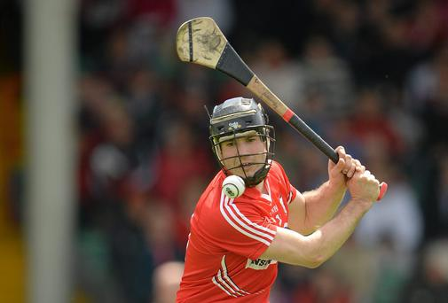 Cork's Peter O'Brien hit 13 points