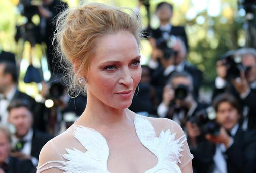 Hollywood actress Uma Thurman starred in all three Jameson First Shot short films