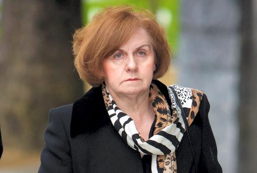 Former solicitor Heather Perrin