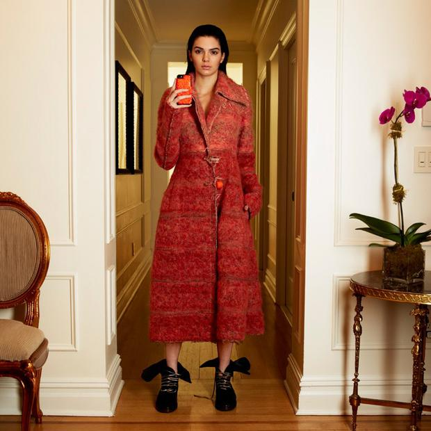 Kendall for Vogue