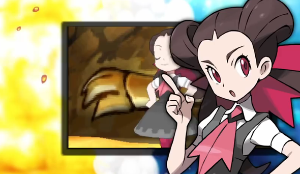 Pokemon Omega Ruby and Alpha Sapphire trailer screenshot