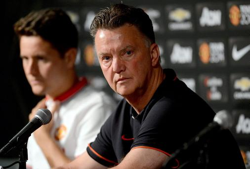 It appears that life at Manchester United will not dull Louis Van Gaal's instincts to answer questions honestly. Photo: Jayne Kamin-Oncea-USA TODAY Sports