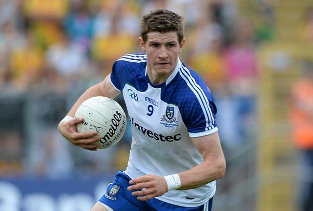 Monaghan won't let season slide away, insists Hughes