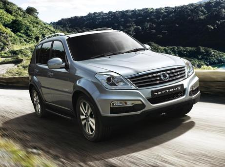 the ssangyong rexton w is the off road car that shouldn t. Black Bedroom Furniture Sets. Home Design Ideas