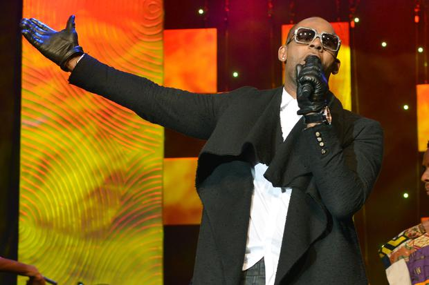 R Kelly 'dropped' from music festival following backlash