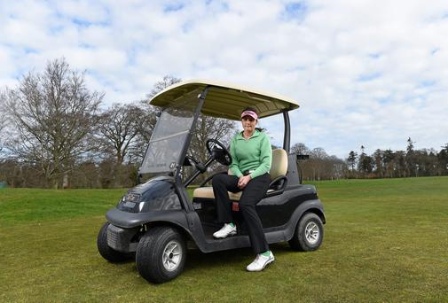 Olivia Mehaffey has missed out on a place in the Irish team for the Espir Santo World Women's Team Championships in Japan. Photo: Brendan Moran / SPORTSFILE