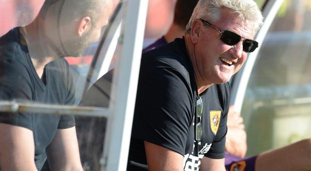 Steve Bruce will take his Hull City side to Slovakia for their first taste of European football, where they will face AS Trencin. Photo: Nigel Roddis/Getty Images