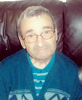 Gardaí at Finglas, Dublin, are seeking the public's assistance in tracing the whereabouts of 81 year old Thomas Kennedy missing from Finglas since 29th July 2014
