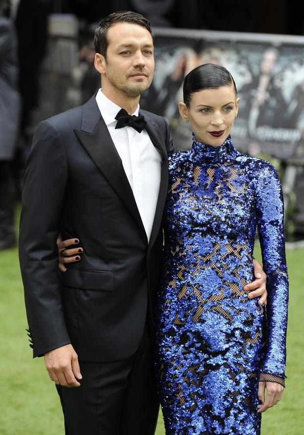 Rupert just finalised his divorce to Liberty Ross