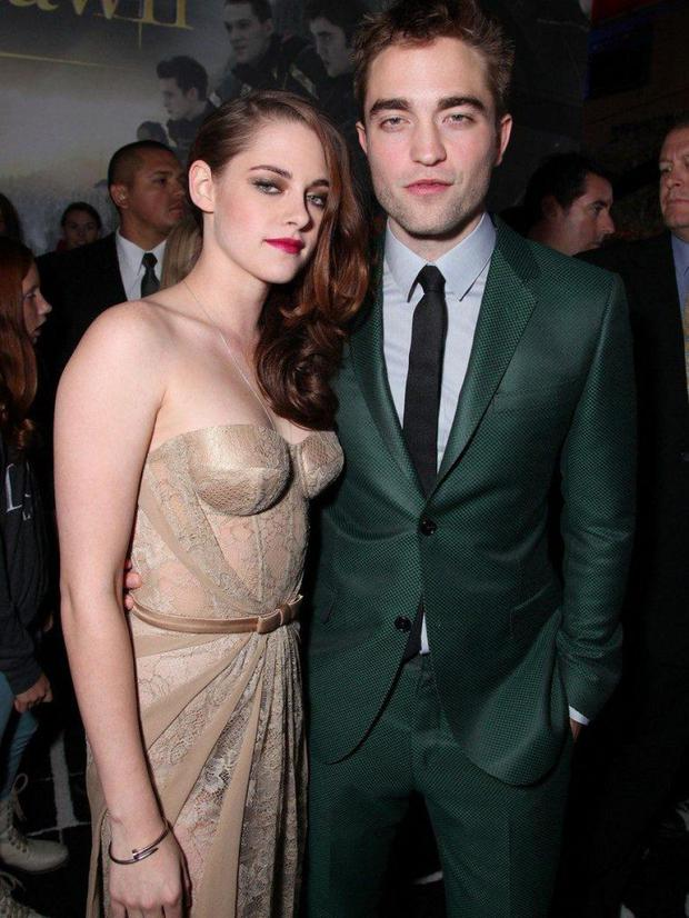 Kristen Stewart and Robert Pattinson ended their relationship in 2012