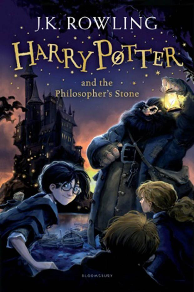 241e2b632f19 New Harry Potter Book Covers - J.K Rowling - Independent.ie