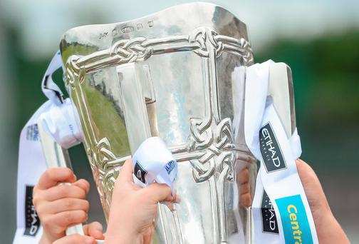 Everyone wants to get their hands on the Liam MacCarthy Cup but does the hurling championship's format need to be changed? Picture credit: Brendan Moran / SPORTSFILE
