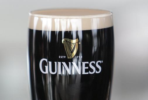 Diageo is perhaps most famous for making Guinness