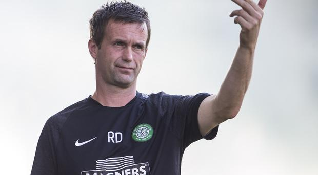 Celtic's 4-1 defeat to Legia Warsaw last night could be the start of problems on and off the pitch for new manager, Ronny Deila. Photo credit: Christian Hofer/Getty Images