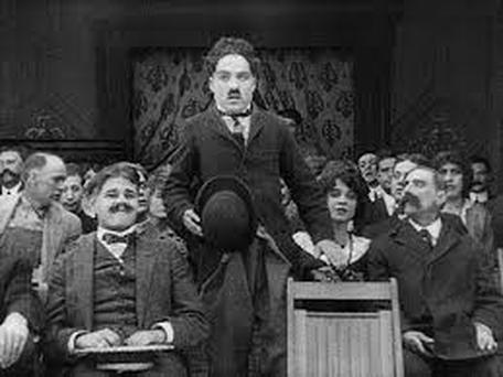 A Night at the Cinema 1914