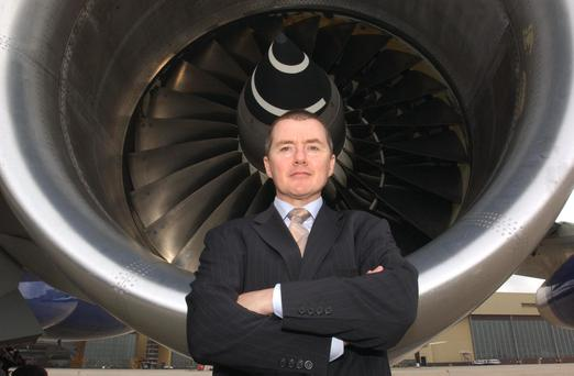 IAG chief executive, Willie Walsh