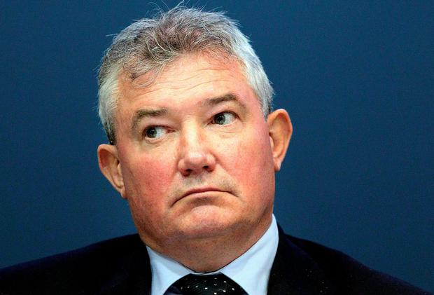 Bank of Ireland's Group Chief Executive Richie Boucher. Picture credit: Frank Mc Grath