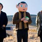 Frank, starring Michael Fassbender and Domhnall Gleeson, was an international hit