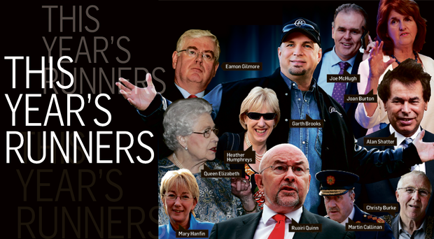 Our gongs for the heroes, chancers, winners, losers