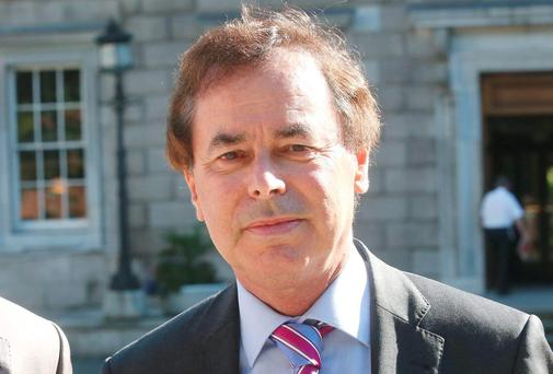 ACTION: Alan Shatter claims he was treated unfairly as justice minister. Photo: Photocall Ireland