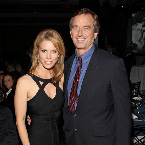 Robert F. Kennedy Jr. married actress Cheryl Hines
