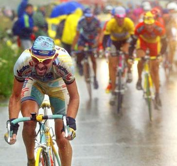 Tonina Pantani has always said she believed her son was Marco was murdered.