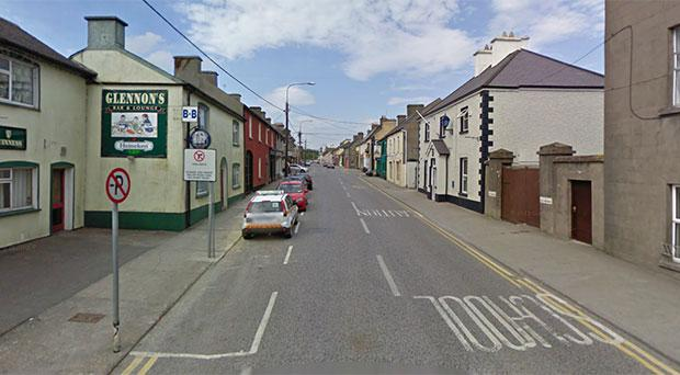The village of Ferbane in Co Offaly