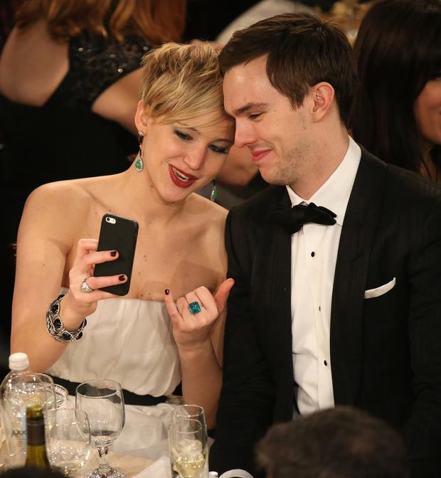 Jennifer Lawrence spotted with New Boyfriend?