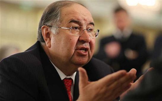 Alisher Usmanov is predicting the start of a trophy era for the Gunners
